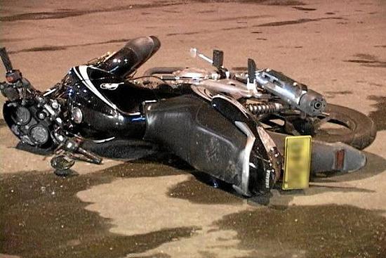 Fallece abuela de 85 años por caída  en una moto