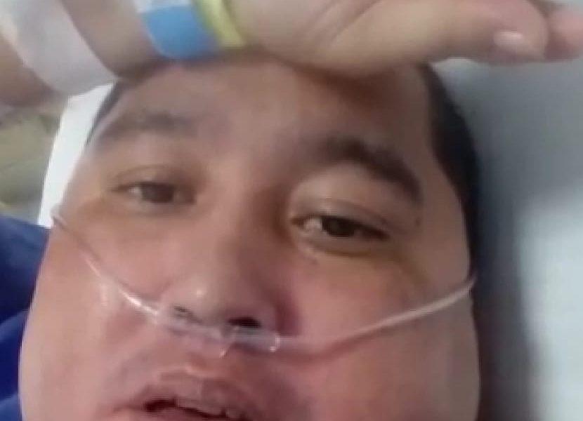 La 'pesadilla' de un paciente de Coronavirus